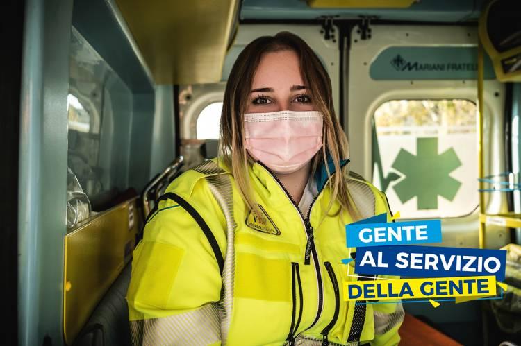 """Misericordie: in tre giorni già quasi 400 adesioni alla campagna """"Gente al servizio della gente"""""""