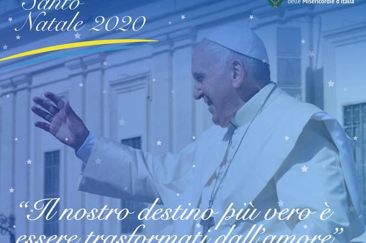 Gli auguri del presidente Trucchi