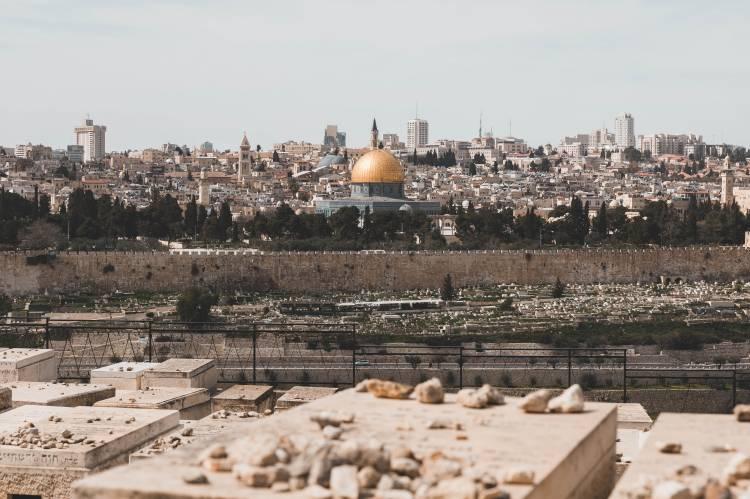 Alla scoperta della Terra Santa: viaggio virtuale alla scoperta dei luoghi della vita di Gesù